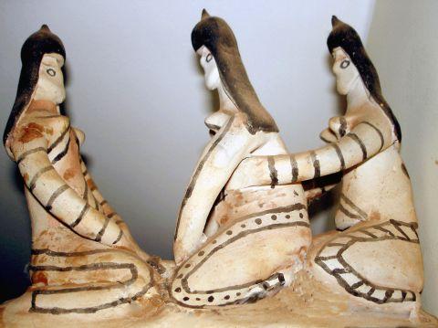 Bonecas Karaja